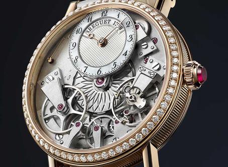 La décoration horlogère, un art d'expert.