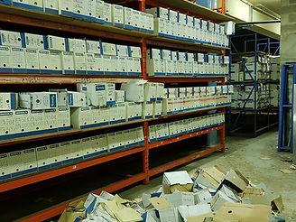 destruction archives paris