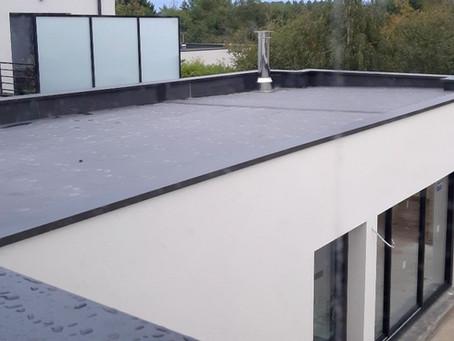 Les avantages d'une toiture terrasse : ils sont nombreux !