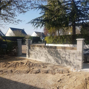 Rénovation de mur à Nantes 44000