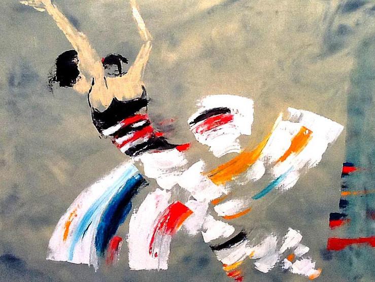 La danseuse (Vendue)