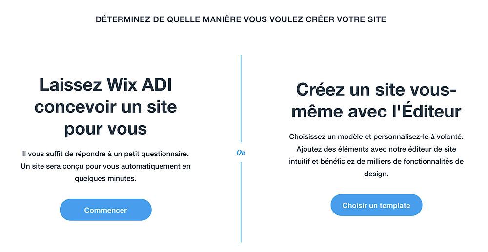 Wix ADI avis et test