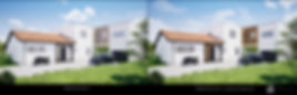 architecte bordeaux plan 3D - gary architecture