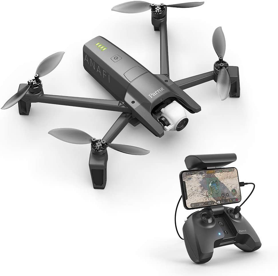 drone 4K pas cher parrot anafi