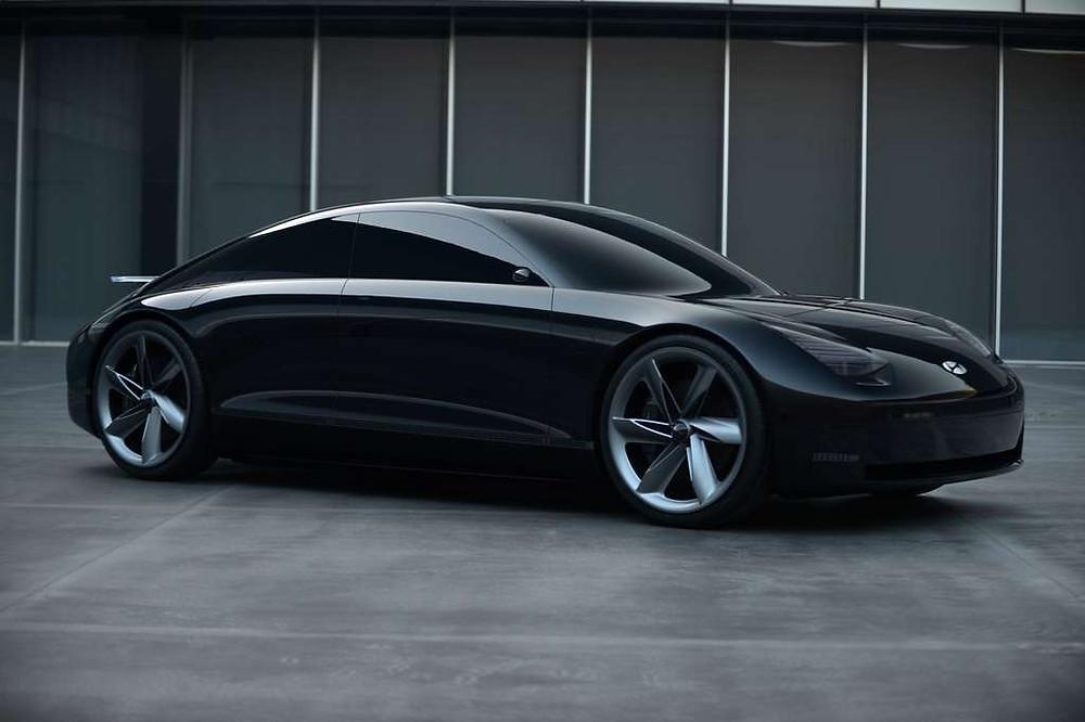 hyundai ioniq voiture électrique marque