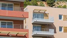 ravalement de façade immeuble maison provence : lançon, aix, salon