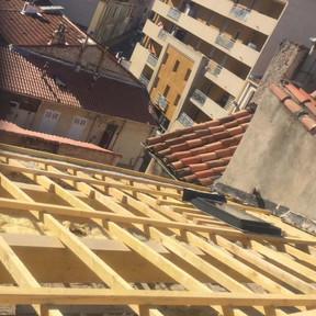 Rénovation de toiture sur Marseille
