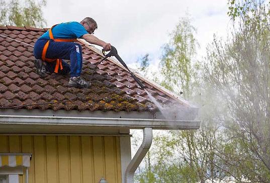 PeintuRenov démoussage toiture Nantes 44