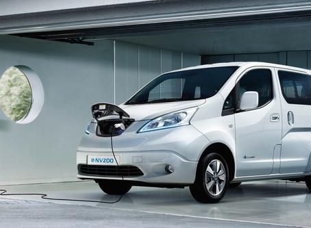 Quel Véhicule Utilitaire Électrique choisir en 2020 ?