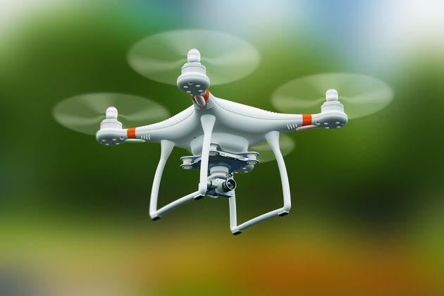 nettoyage toiture par drone