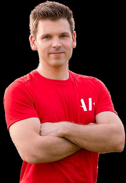 Coach sportif aurélien faussurier sur fribourg