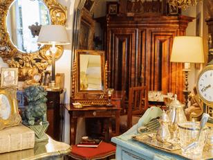 Comment revendre des meubles anciens à un antiquaire lors d'un débarras?