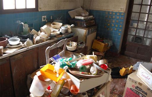 faire débarrasser sa maison