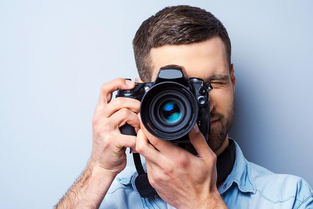 photographe pour site Internet