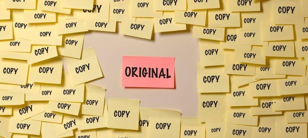 duplicate content SEO référencement