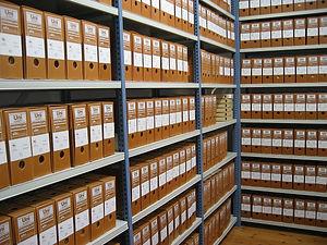 desruction d'archives paris