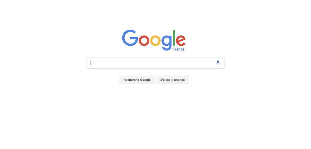 trouver mon site wix sur Google