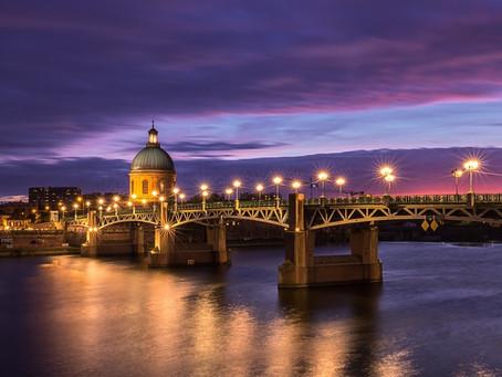 Toulouse, la belle ville rose