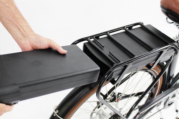 batterie de vélo électrique