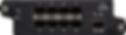 8 ports de span 1G