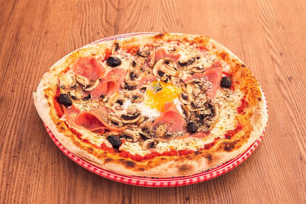 Meilleure pizza lyon