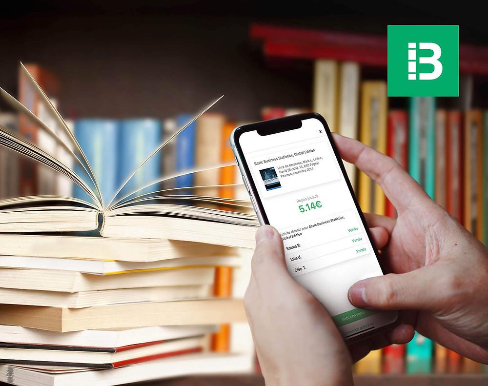 La bourse aux livres