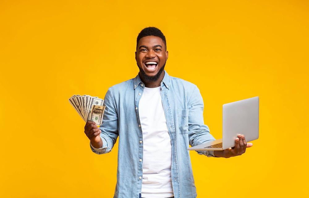 monetiser site wix pour gagner de l'argent en ligne