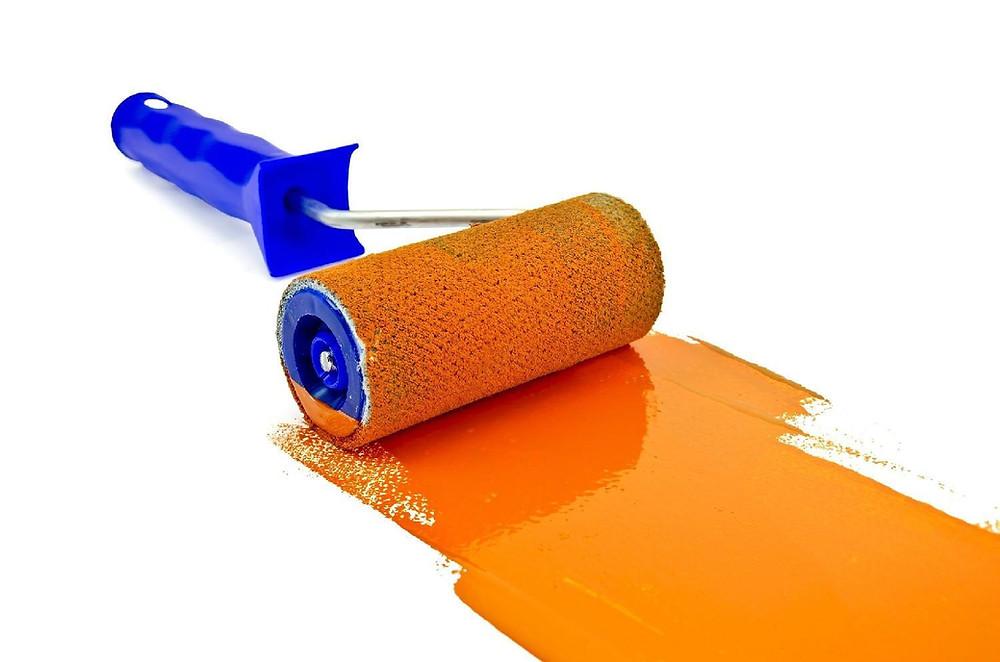 Peintre acrylique ou glycero : différences