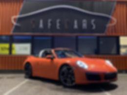 Porsche 911 d'occasion
