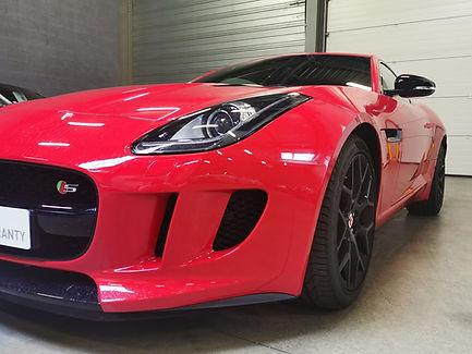 acheter une jaguar f type en occasion gironde
