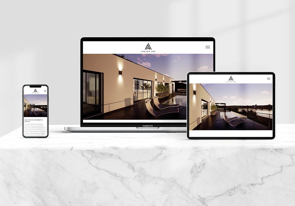 exemple de site wix , site vitrine blog ou ecommerce
