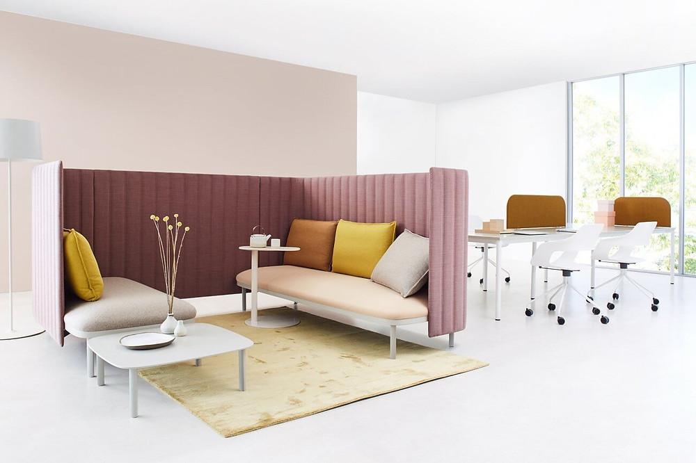 mobilier acoustique bureau