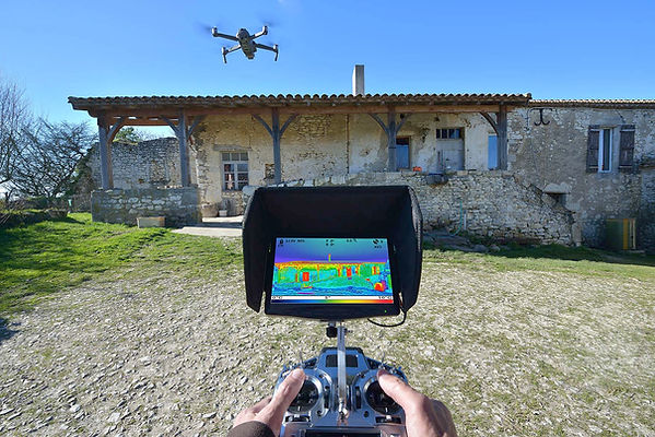 formation thermographie drone