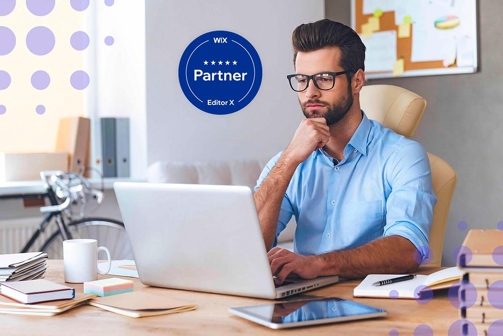 trouver un expert wix ou un partenaire wix partner