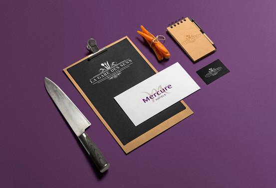 Restaurant de l'hôtel Mercure