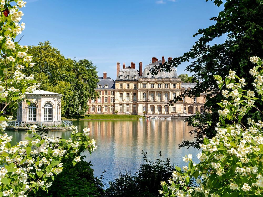 chateau de fontainebleau napoléon