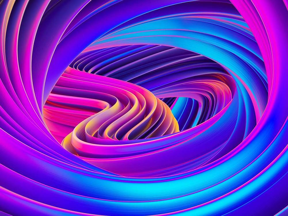 motion design en 3D par un animateur motion designer