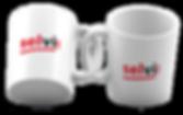 objet publicitaire lyon, mug avec logo