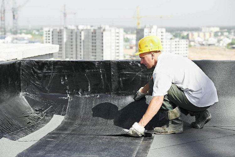 réparation de toit terrasse toit plat sur Marseille 13