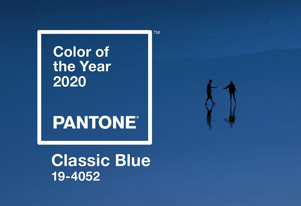 la plus belle couleur de l'année 2020