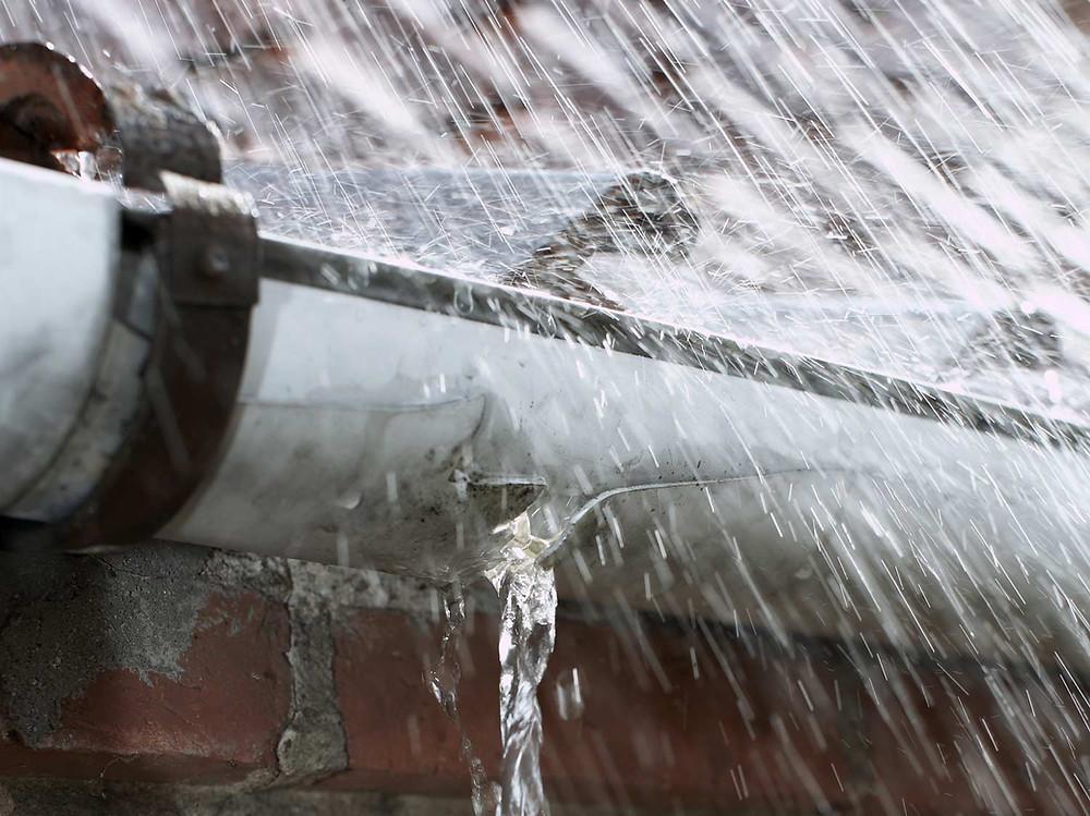 réparation de fuite toiture