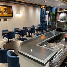 restaurant brasserie la BDH