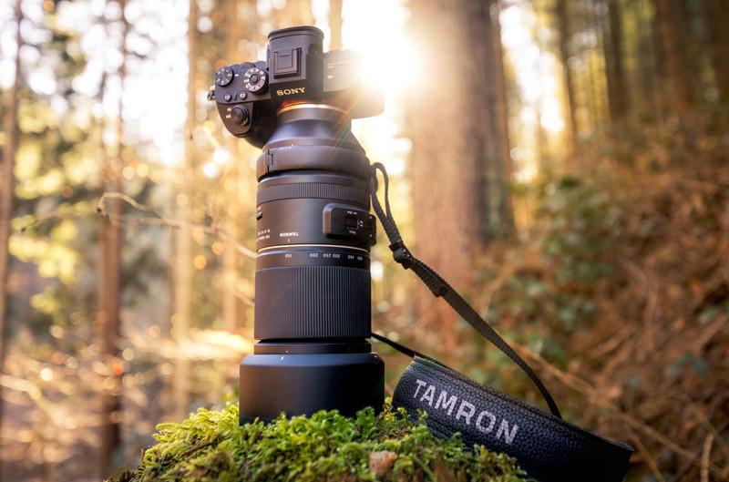 Le nouveau zoom 150-500mm de Tamron pour Sony plein format
