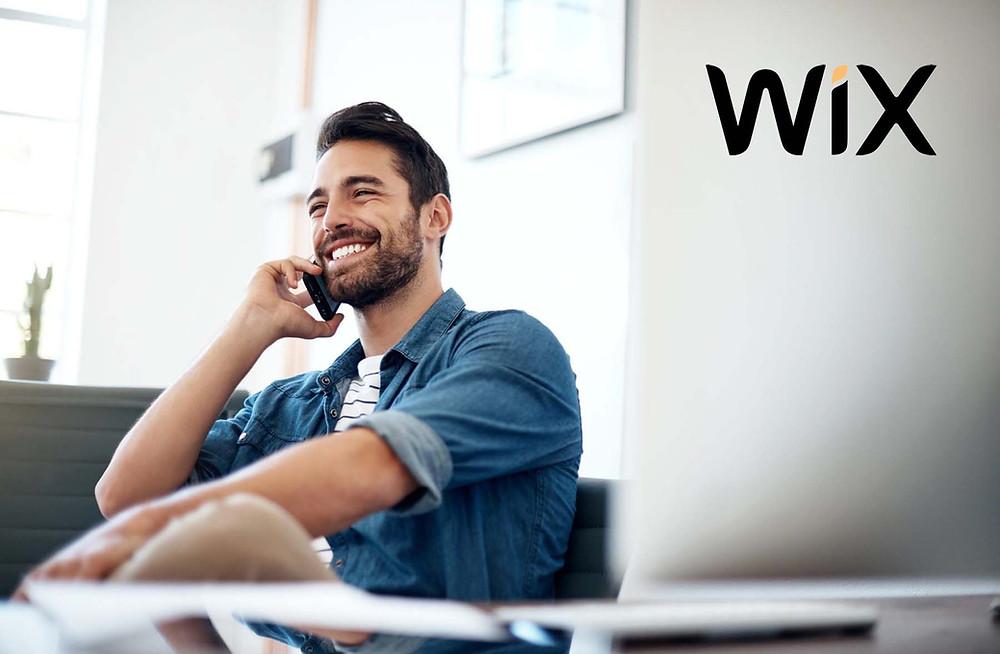 contacter wix par téléphone en français service client support assistance