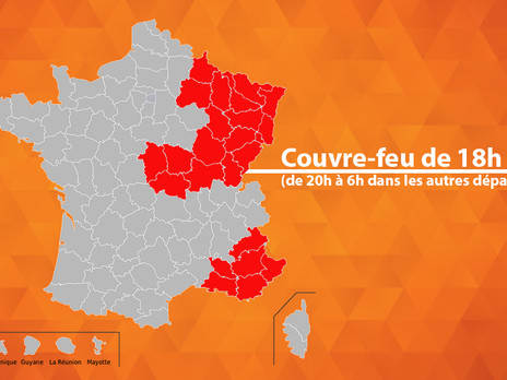 Couvre-Feu à Bordeaux : Est-ce encore possible de se faire livrer un apéro la nuit?