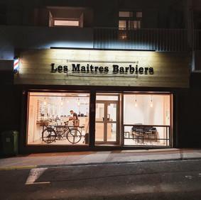 Barbershop le tampon la réunion