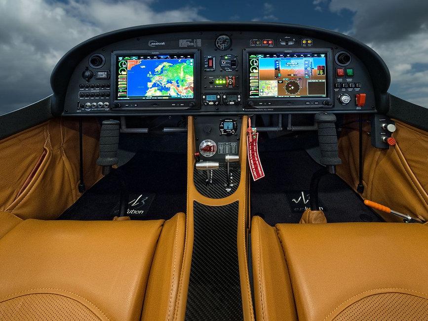 vl3 evolution cockpit
