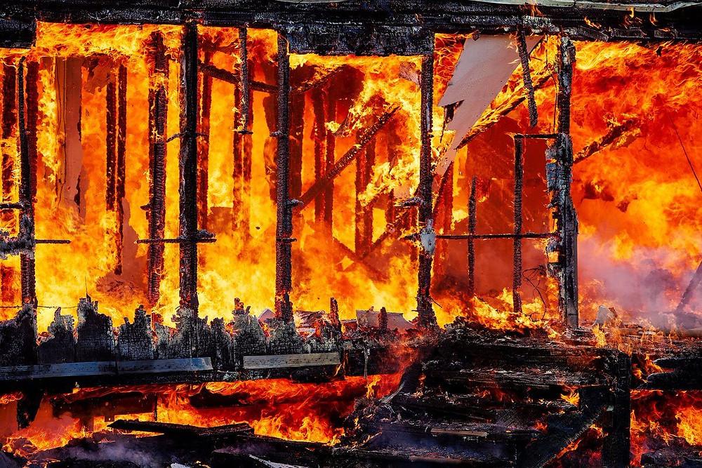 protection incendie maison en bois
