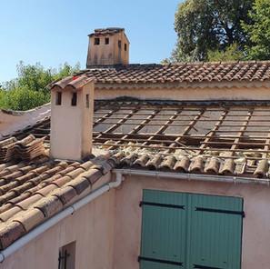 Travaux de rénovation de toiture mulhouse