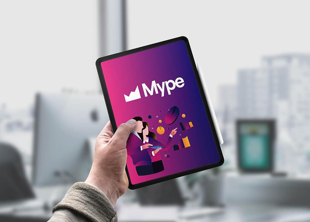 portrait de mype consulting , formateurs Power BI et VBA